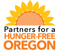 Partners for a Hunger-Free Oregon logo