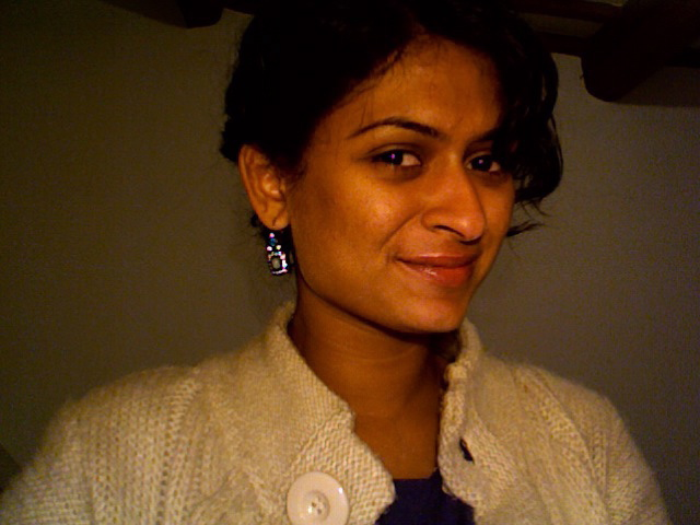 Patel headshot