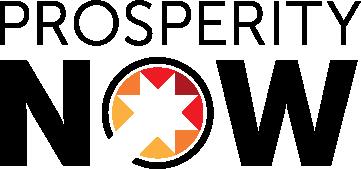 Prosperity Now logo