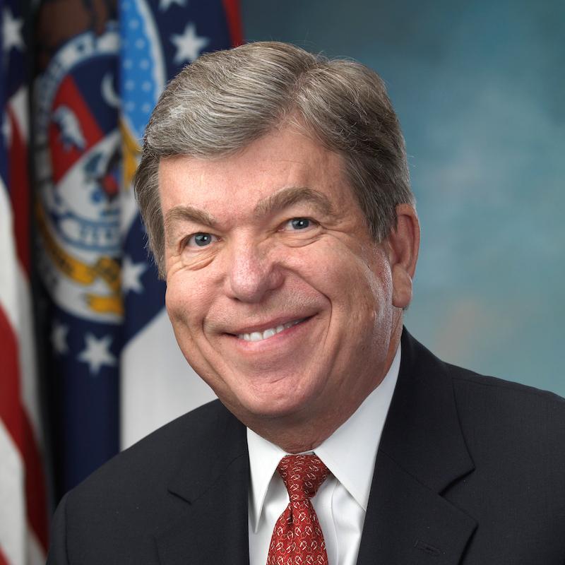 Photo of Sen. Roy Blunt