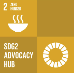 SDG2 Advocacy Hub Logo